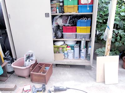使用していない物置や倉庫がスペースの邪魔をしてお困りではありませんか?