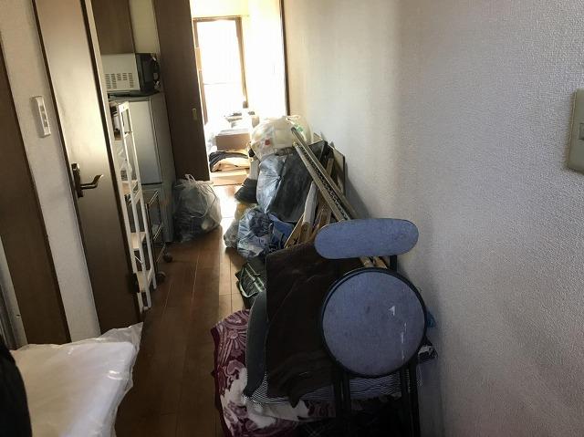 静岡市 駿河区 男性のお客様